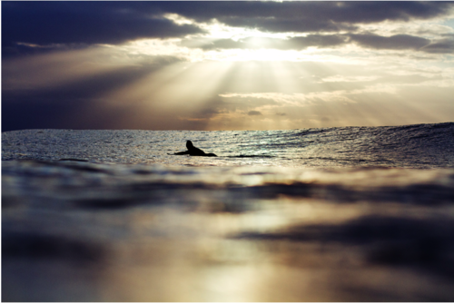 The Spirituality ofSurfing