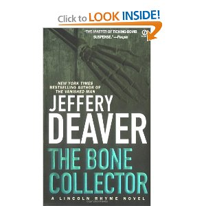 critical review of Jeffrey Deaver's The Bone Collector