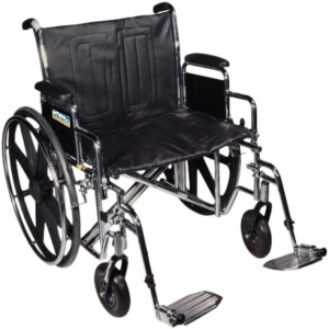 conventional image of a wheelchair