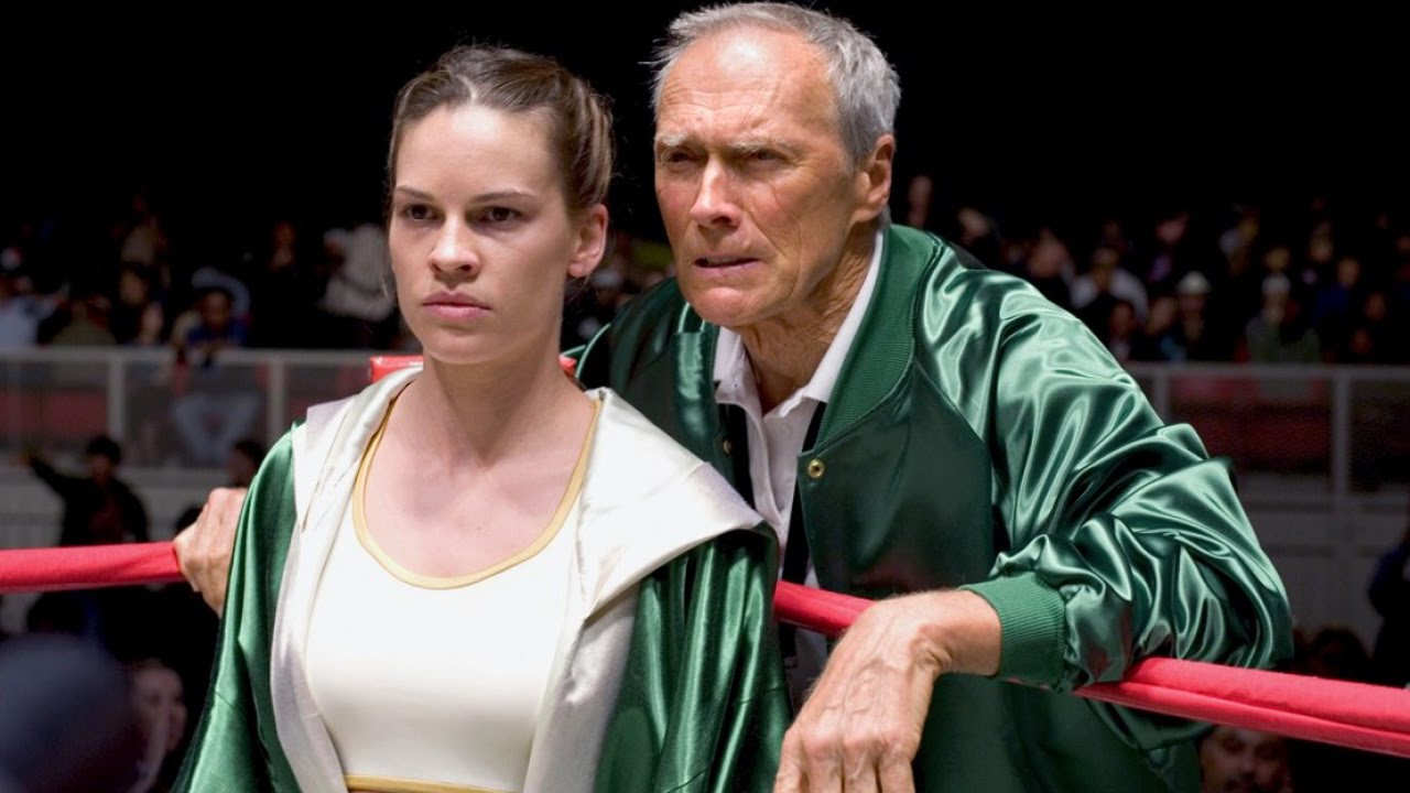 Image result for Million Dollar Baby movie